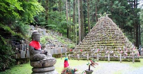 camino Templo Okuno-in 2 , Koyasan