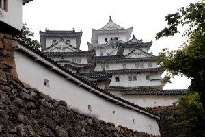 detalle, castillo Himeiji