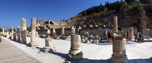 El odeón de Efeso