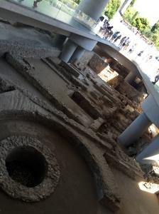 entrada museo Acropolis
