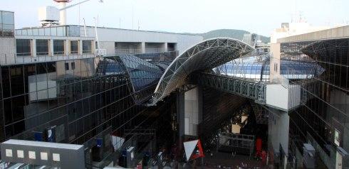 estacion tren Kioto