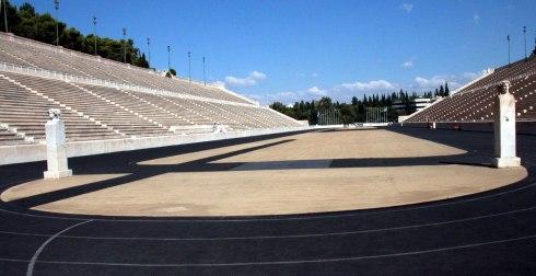Estadio panatinaico, Atenas 2