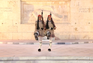 evzoni parlamento griego