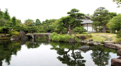 Jardín Koko-en, Himeiji 2