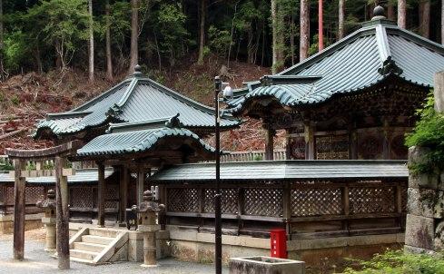 Mausoleo de Tokugawa Iemitsu, Koyasan