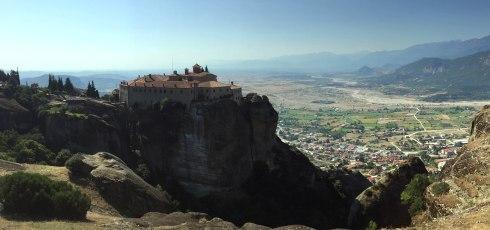 Monasterio de Agios Stefanos, o San Esteban, Meteora