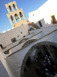 Monasterio de San Juan, Patmos