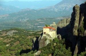 Monasterios Meteora, panoramica 3