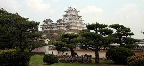 panoramica Castillo Himeiji