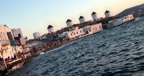 panoramica Mikonos