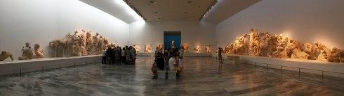 panoramica Museo de Olimpia