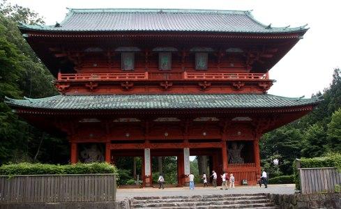 Puerta Daimon, Koyasan