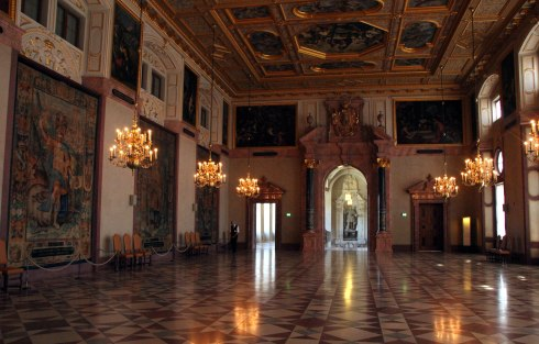 Residencia de Múnich, sala 2