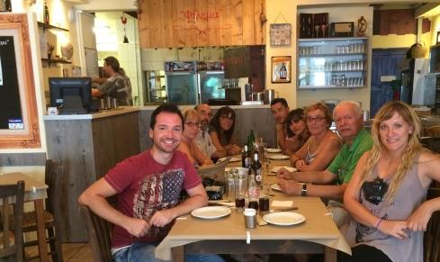 restaurante filema, familia Soucase