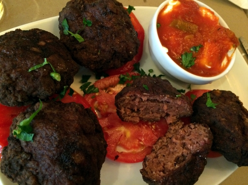 restaurante filema, meatballs