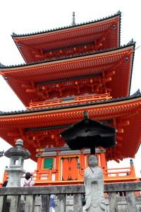 Sanju no to, pagoda Templo Kiyomizudera