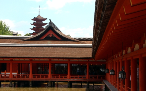 santuario Itsukushima 2