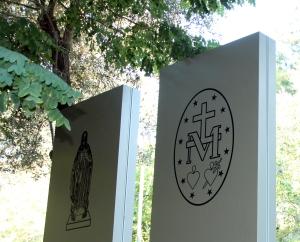 simbolos Casa Virgen, Efeso