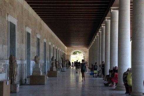 Stoa de Átalo, Atenas