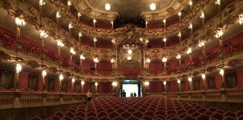 Teatro Cuvilliés, Munich