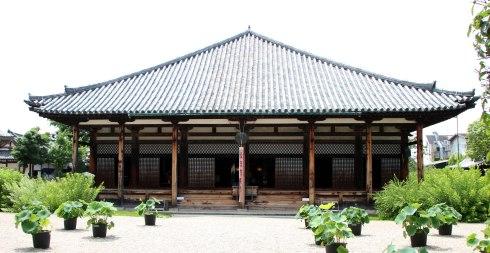 Templo Gangoji, Nara