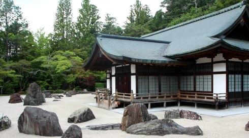 Templo Kongobu-ji, Koyasan