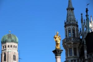 torre catedral Munich