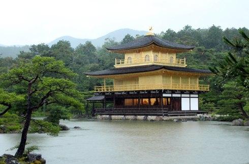 Pabelló dorado - Kioto