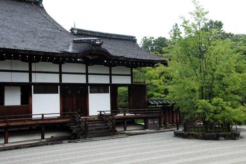 Templo Ninnaji, Kioto