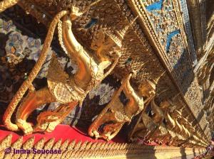 Gran Palacio Bangkok - detalle