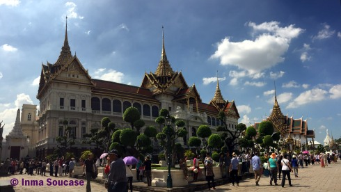 Gran Palacio Bangkok - interior