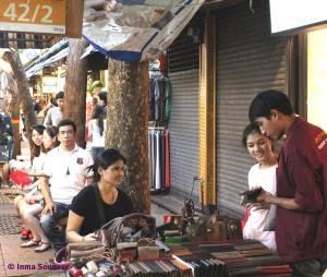 mercado Chatuchak - detalle