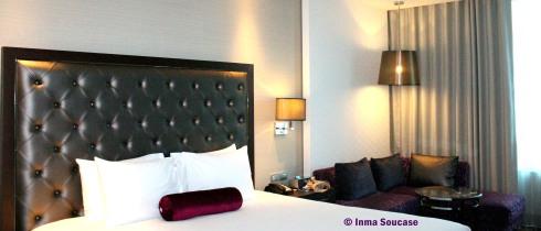panoramica habitacion, Hotel Radisson Blu Plaza Bangkok 2