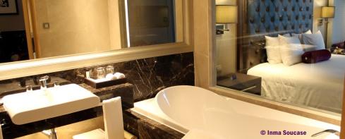 panoramica habitacion, Hotel Radisson Blu Plaza Bangkok