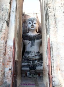 Parque Histórico de Sukhothai - templo Wat Si Chum