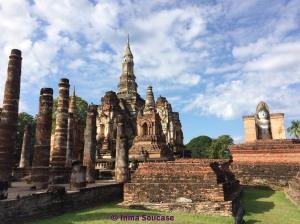 Parque Histórico de Sukhothai - templo Wat Si Sawai