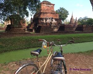 Parque Histórico de Sukhothai - templo Wat Thapangngern