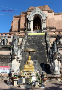 Wat Chadi Luang, Chiang Mai
