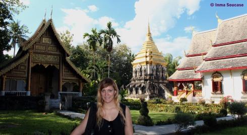 Wat Chiang man, Chiang Mai - complejo exterior