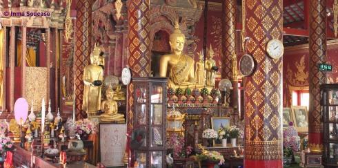 Wat Chiang man, Chiang Mai - interior