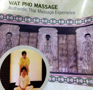 Wat Pho massage - ticket