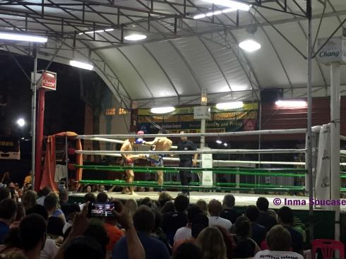 combate Muay Thai - night bazaar maket 2