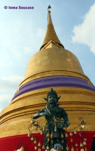 Golden Mountain - punta campana