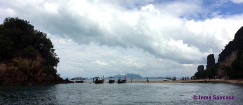 Isla Hong panoramica