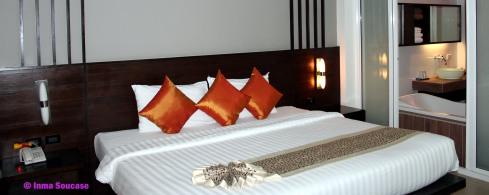 Krabi Sand Sea Resort, habitacion - railay beach