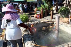 Maekhajan hot springs