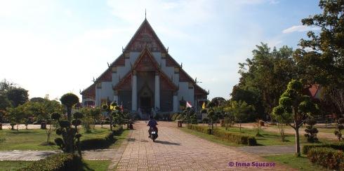 Palacio Wihan Phra Mongkhon Bophit - exterior