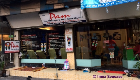 Pam Tahi massage & foot reflexology