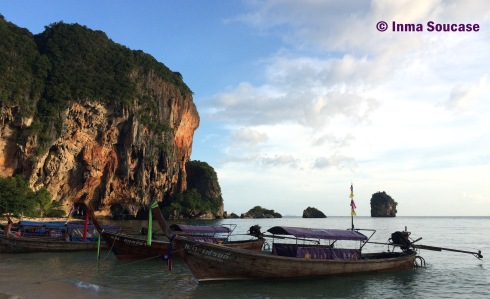 Playa Phra Nang beach 2
