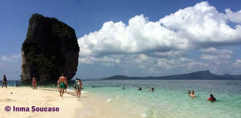 playa Poda island